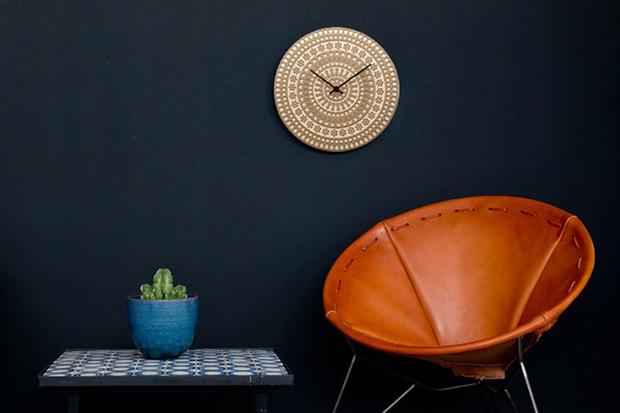 Керамические часы House Industries x Heath