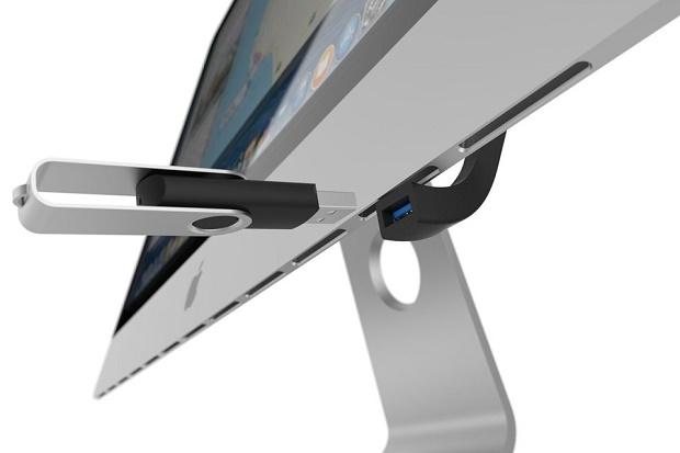 Jimi — удобный USB-удлиннитель для iMac