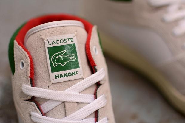 "Коллекция кед Hanon x Lacoste Wytham ""On Court/Off Court"""