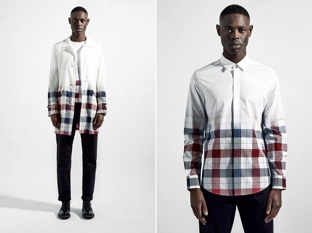 Коллекция одежды Matthew Miller x Ben Sherman Весна/Лето 2014