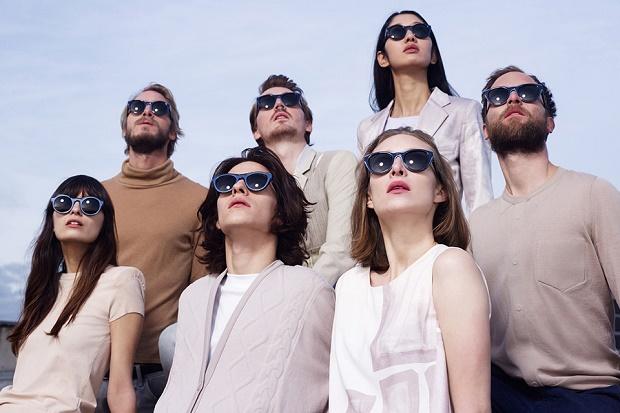 Коллекция солнцезащитных очков MYKITA x Maison Martin Margiela 2014