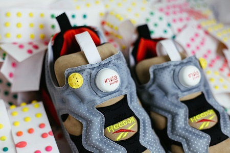 "Кроссовки Bodega x Reebok Instapump Fury ""Full Contact"""