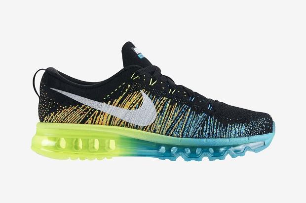 Кроссовки Nike Flyknit Air Max сезона Лето 2014