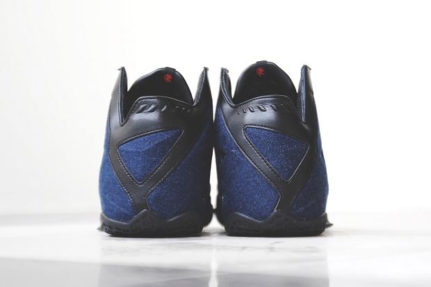 "Кроссовки Nike LeBron 11 EXT ""Denim"""