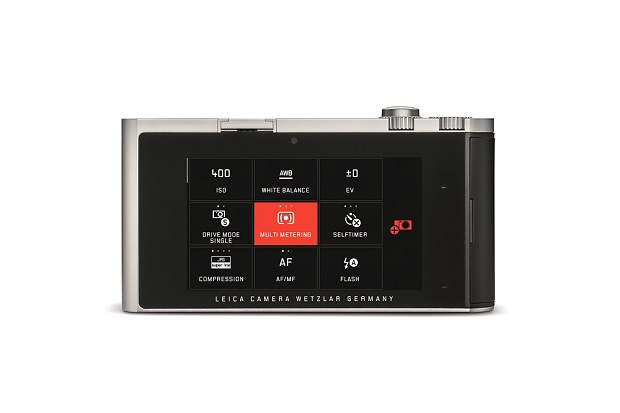 Leica представила компакт-камеру Leica T-System