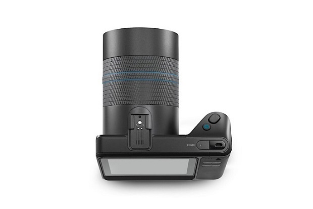 Lytro представила камеру Illum