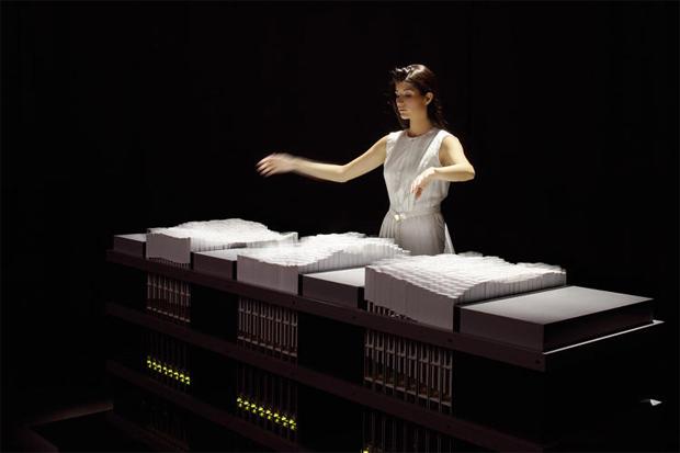 Физически меняющая форму мебель будущего от MIT