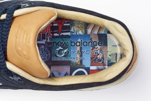 Кроссовки BEAUTY & YOUTH x New Balance 1700