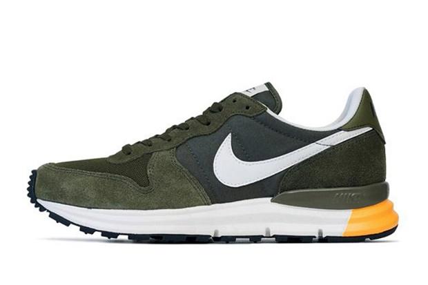 Кроссовки Nike Lunar Internationalist Cargo Khaki/Medium Olive