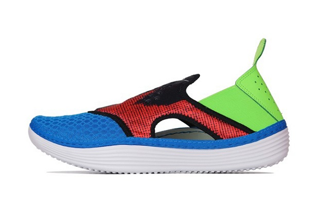 Кроссовки Nike Solarsoft Rache Photo Blue/White-Black