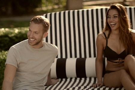 Премьера официального видеоклипа на новый сингл Кельвина Харриса — Summer
