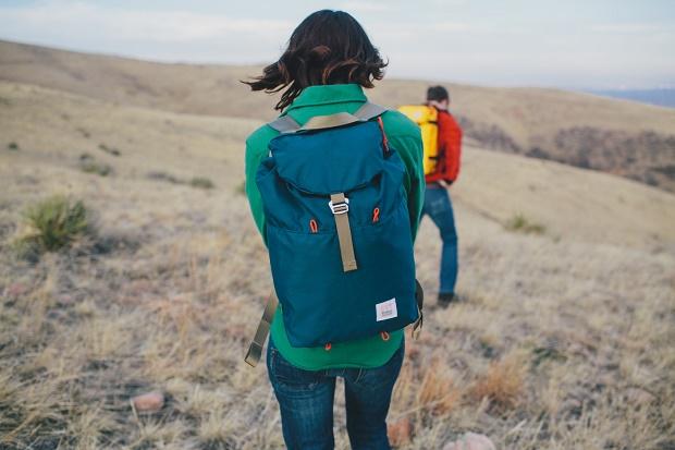 Рюкзак Trail от Topo Designs Весна/Лето 2014