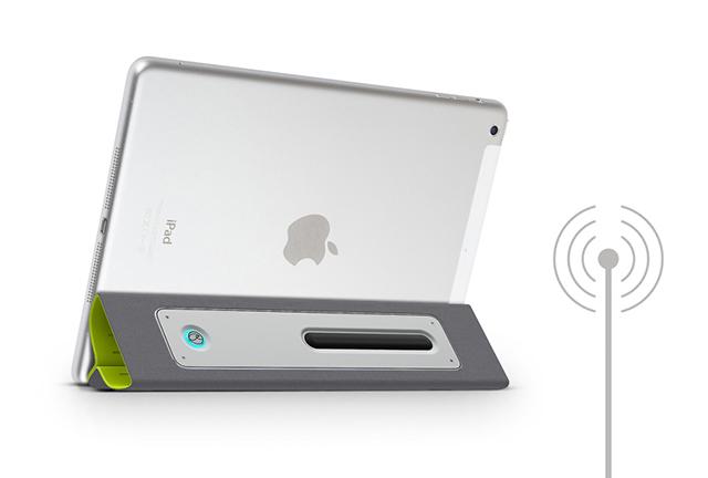"""Система сменных """"умных"""" модулей для iPad от Atoll"""