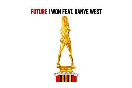 Слился еще один трек с пластинки Future, участвует Канье Уэст