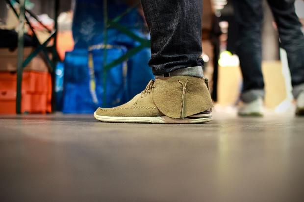 Кроссовки посетителей Sneakerness Zurich 2014