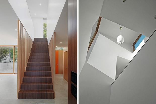 Современный двухэтажный дом Capitol Hill от студии SHED Architecture & Design