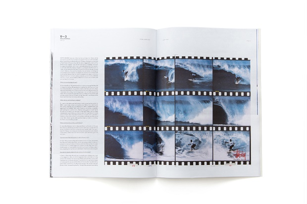 Новый выпуск печатного издания Stussy Biannual Vol.3