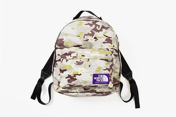 "Капсульная коллекция The North Face Purple Label x Mark McNairy ""Daisy Camouflage"""