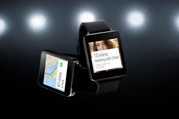 «Умные» часы LG G Watch будут защищены от воды и пыли