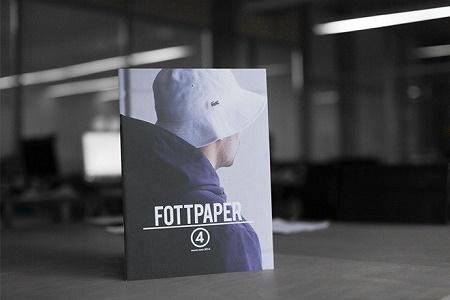 Вышел четвертый номер газеты FOTTPAPER