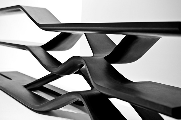 Заха Хадид создала коллекцию мебели для CITCO