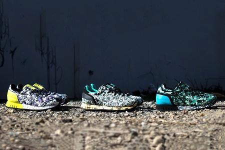 Коллекция кроссовок Andrea Pompilio x Onitsuka Tiger сезона Весна/Лето 2014