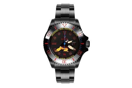 Часы Dr. Romanelli x Bamford Watch Department Brutus Deepsea