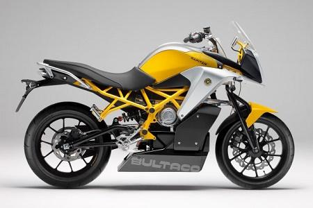 Электрический мотоцикл Bultaco Rapitan