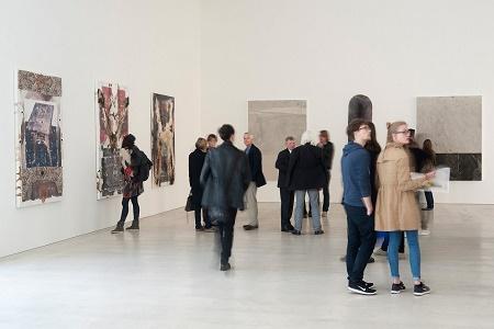 Фотоотчет Berliner Gallery Weekend 2014