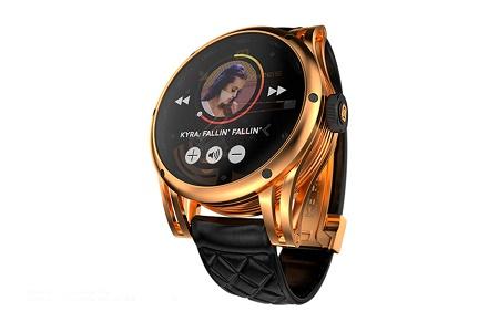 Kairos выпустит механические часы с прозрачным OLED-дисплеем