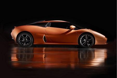 Коллекционный Lamborghini 5-95 Zagato