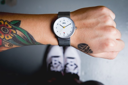 Коллекция часов Braun BN00