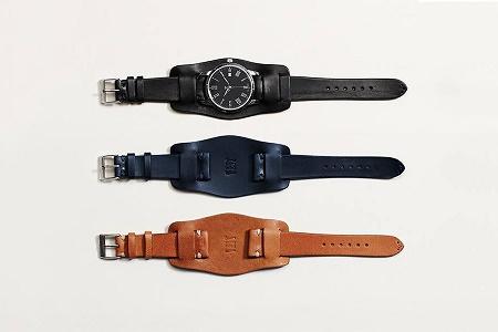 Кожаные ремешки для часов FEIT Nato and Bund