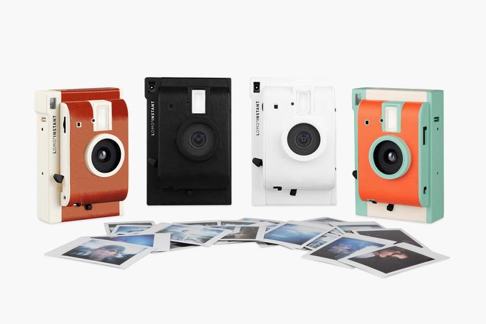 Lomography представили новую камеру Lomo'Instant