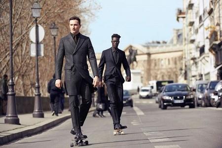 Лукбук Le Monde d' Hermès Весна/Лето 2014