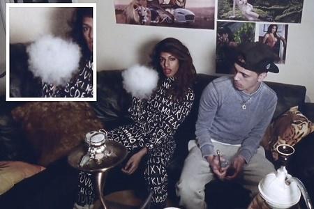 """M.I.A. представила новый клип """"Double Bubble Trouble"""""""