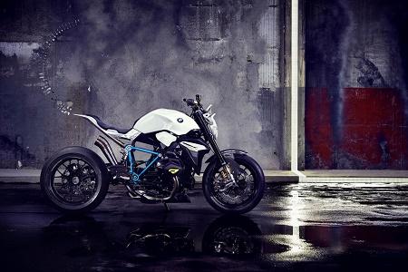 Мотоцикл будущего BMW Concept Roadster