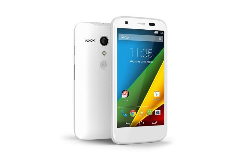 Motorola Moto G 4G LTE представлен официально