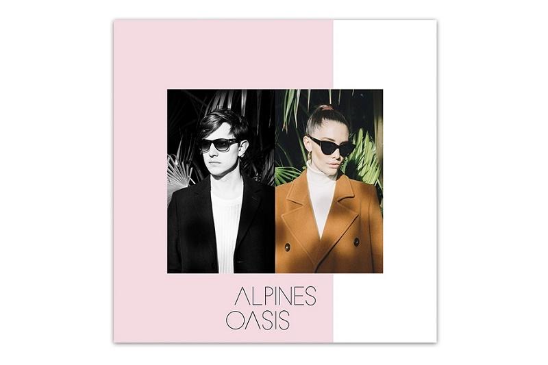 Новый альбом Alpines — Oasis