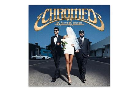 Новый альбом Chromeo появился раньше официального релиза