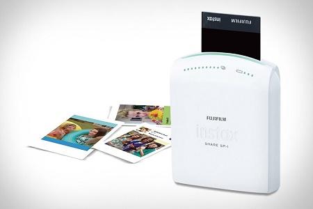 Портативный принтер для смартфона Fujifilm Instax Share SP-1
