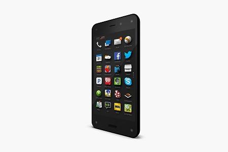 Amazon представила смартфон Fire Phone