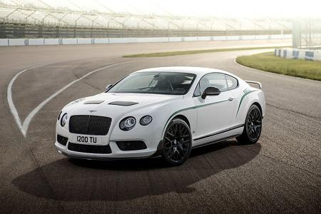 Bentley представила облегченный Continental GT3-R