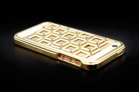 Чехол Pierre Hardy x Case Scenario Blitz Tech для iPhone 5/5s