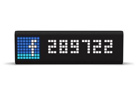 LaMetric: «умный» светодиодный дисплей для iPhone и Android