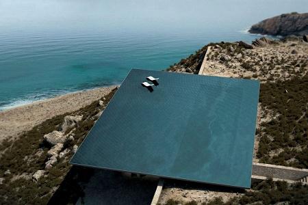 Невидимая резиденция Mirage от Kois Associated Architects