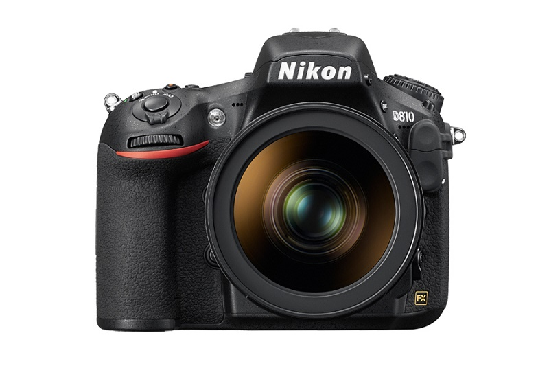 Представлена зеркальная камера Nikon D810