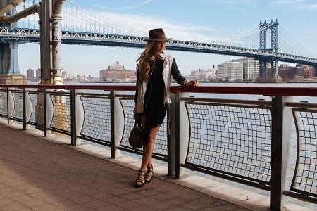 Уличный стиль: главный дизайнер женской линии одежды Black Scale