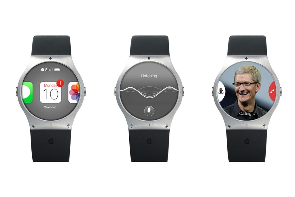 Устройство iWatch от Apple появится на прилавках в октябре