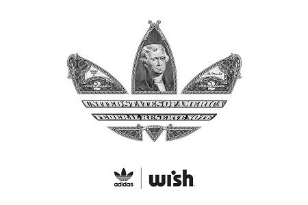 Wish и adidas Originals объявили о предстоящем сотрудничестве